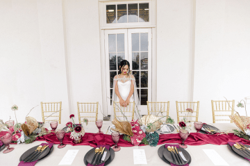 Gorgeous Chinese Tea Ceremony and Wedding Inspiration with Orchids – Clarzzique – Lilelements 7
