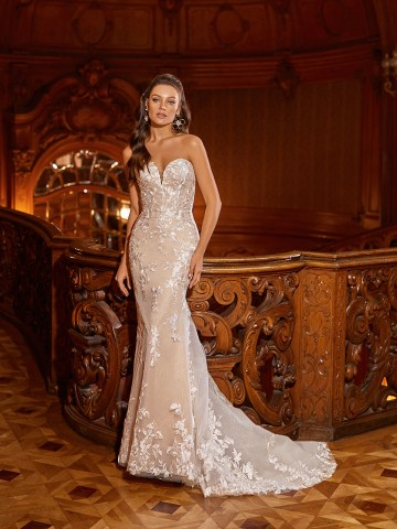 How to Plan A Luxurious Wedding At Home – Moonlight Bridal – Bridal Musings – J6822_A