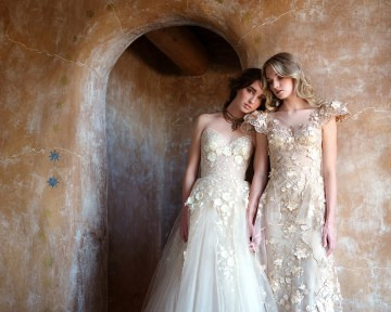Ellen Wise Couture 2021 Custom Couture Wedding Dresses – Bridal Musings – Allegra Dress and Alessandra copy
