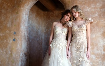 Ellen Wise Couture's Bespoke Wedding Dresses Are Wearable Art