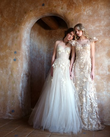 Ellen Wise Couture 2021 Custom Couture Wedding Dresses – Bridal Musings – Allegra Dress and Alessandra