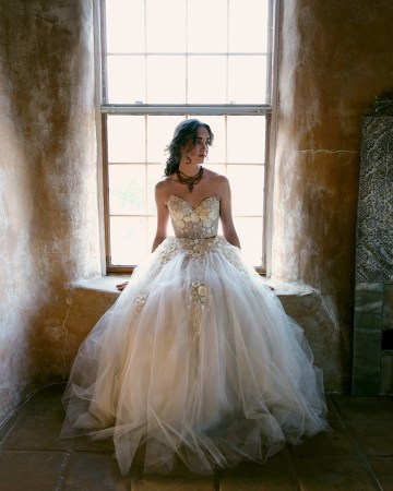Ellen Wise Couture 2021 Custom Couture Wedding Dresses – Bridal Musings – Allesandra Dress 5