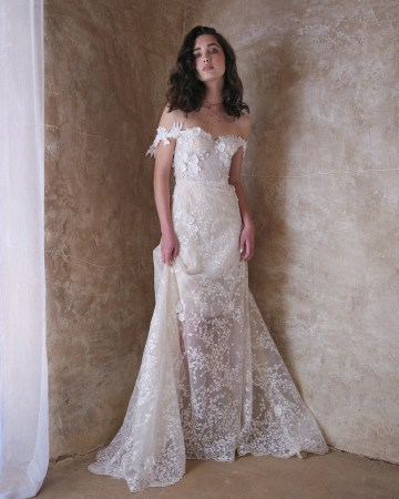 Ellen Wise Couture 2021 Custom Couture Wedding Dresses – Bridal Musings – Isabella Dress 2