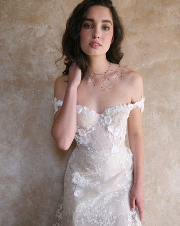Ellen Wise Couture 2021 Custom Couture Wedding Dresses – Bridal Musings – Isabella Dress 5