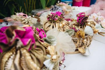 Pre Wedding Roka Celebration with Kerala Traditions – Claude Loren 12