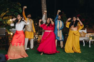 Pre Wedding Roka Celebration with Kerala Traditions – Claude Loren 21