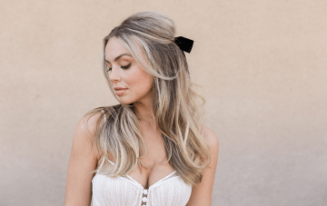 6 Bridal Hairstyles We Love (& How To Ask Your Stylist For Them)