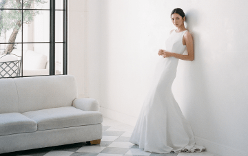 This Stunning Cara Hotel Shoot Reminds Us Why We All Deserve Bridal Portraits