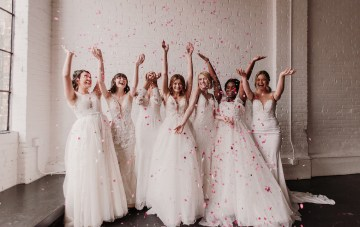 This Online Bridal Boutique Designs Gorgeous Made-to-Measure Gowns Under $1,200