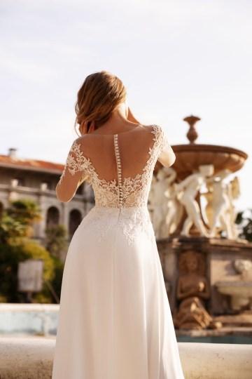 Ultra-Stylish New Wedding Dresses By Mila Bridal (For Under 1000) – Bonita Dress – Bridal Musings 9