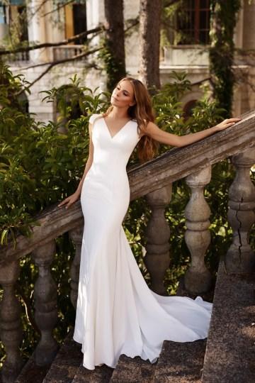Ultra-Stylish New Wedding Dresses By Mila Bridal (For Under 1000) – Jenny Dress – Bridal Musings 5