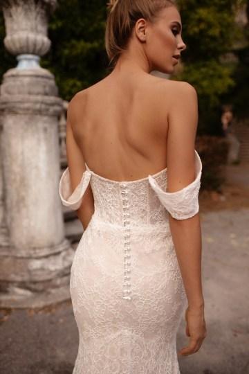 Ultra-Stylish New Wedding Dresses By Mila Bridal (For Under 1000) – Olivia Dress – Bridal Musings 4