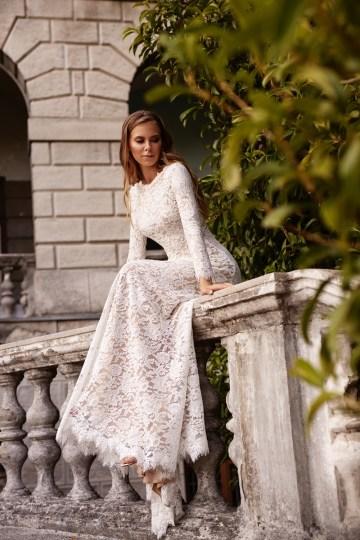Ultra-Stylish New Wedding Dresses By Mila Bridal (For Under 1000) – Orla Dress – Bridal Musings 1
