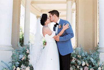 Fancy Southern Wedding Inspiration at Balboa Park in San Diego – iamlatreuo Photo 82