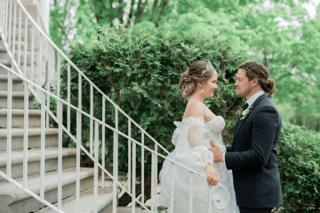 Romantic Willowbank Mansion Toronto Wedding Inspiration – Lisa Vigliotta Photography – Nobl Events – Bridal Musings 65