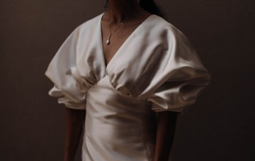 Meet The Modern Bridal Designer You're About To See Everywhere