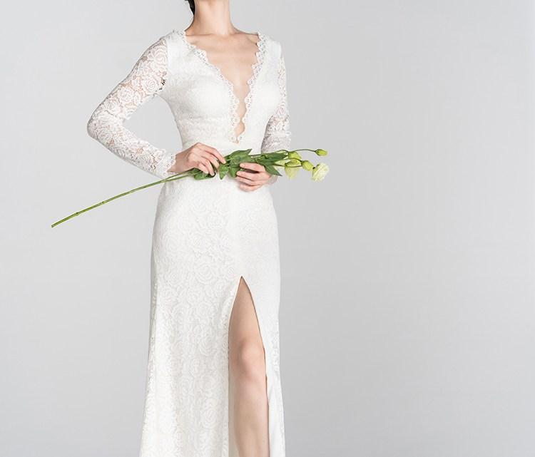 xu hướng váy cưới mới nhất