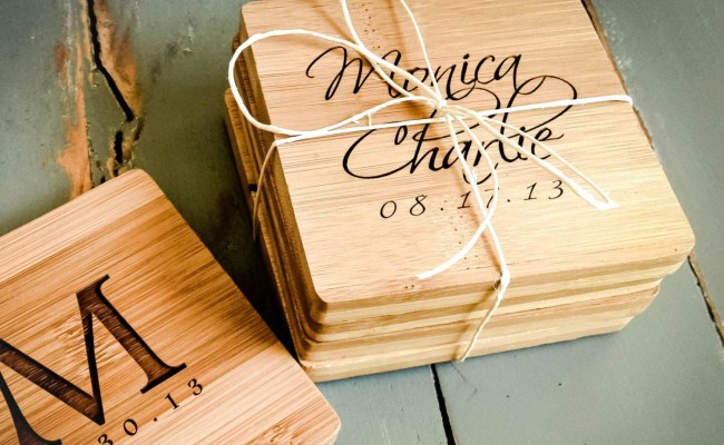 6 Personalized Gifts Your Bridal Party Guests Will Love