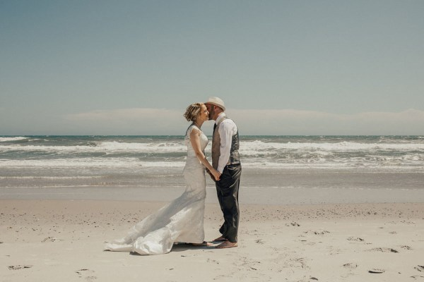 Beachside Elopement