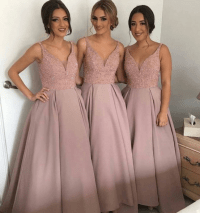 These Are The Top Bridesmaids Dresses On Pinterest ...