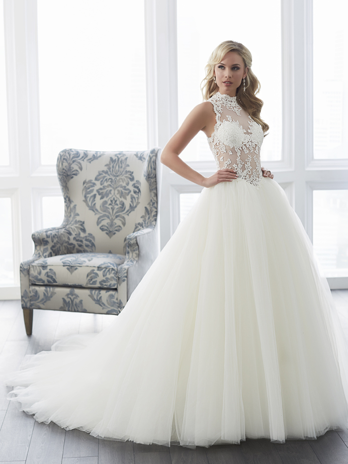 Newly Engaged Use Our Wedding Dress Finder to Locate Your