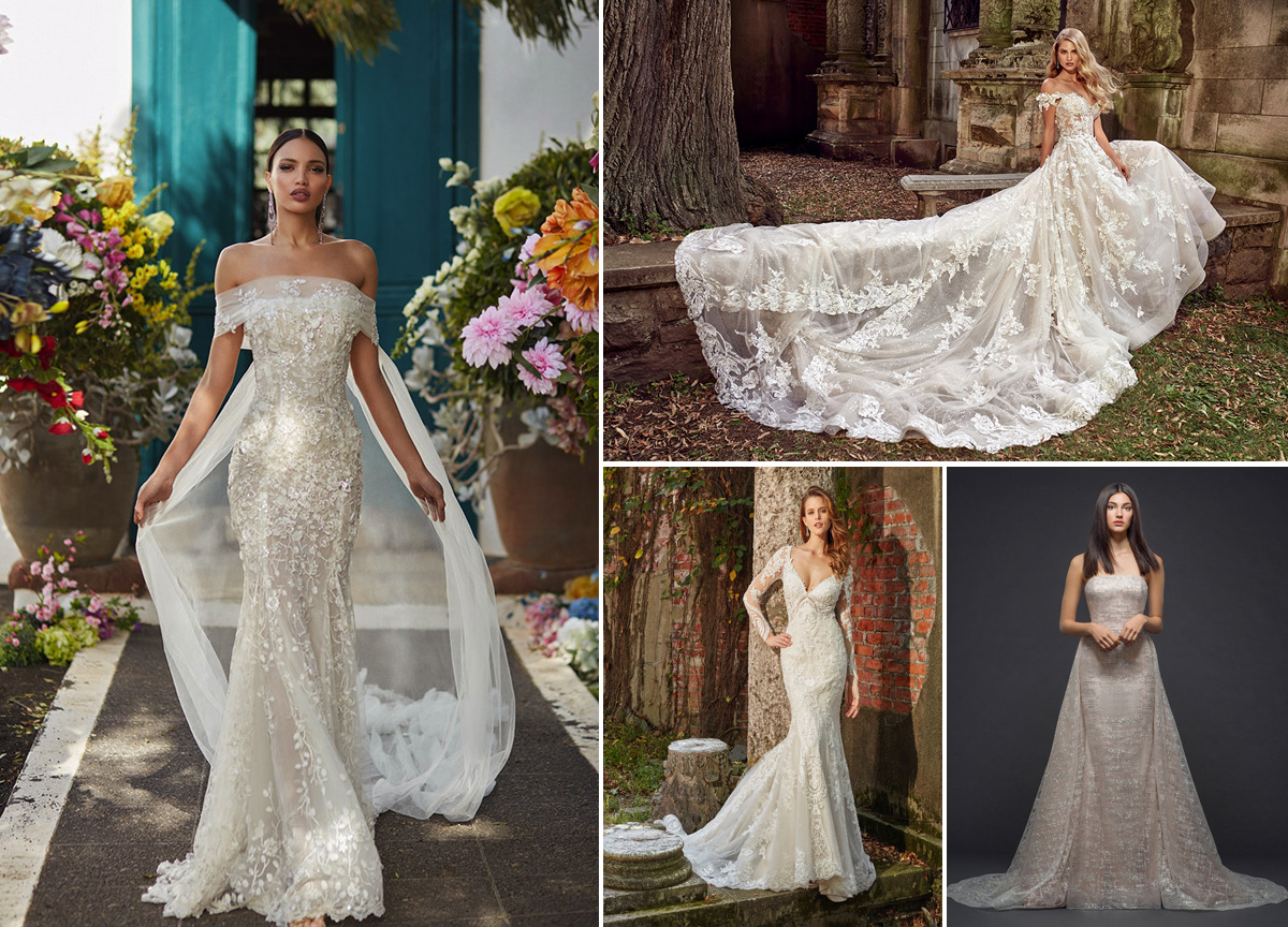 Couture Wedding Dresses And Bridal Gowns