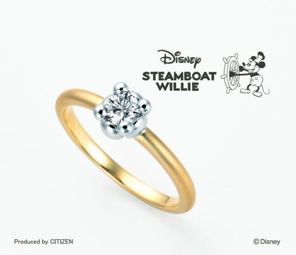 隠れミッキー,ミッキー,ディズニー,婚約指輪,エンゲージリング,ブライダル,富士,沼津,御殿場,富士宮