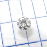 おばあ様とお母様より 受継がれたダイヤモンド