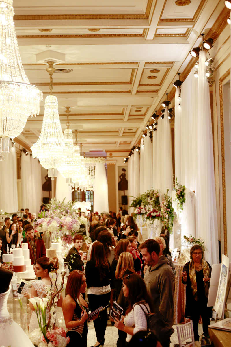 View image gallery  Elegant Wedding Bridal Showcase