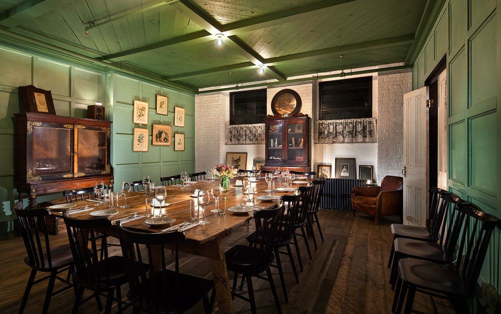 Hidden Gem Venues For An Engagement Party In Nyc By