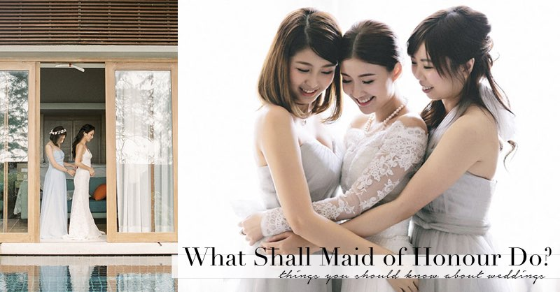 How To Be The Best Maid Of Honor: Important Duties Of The Maid Of Honor