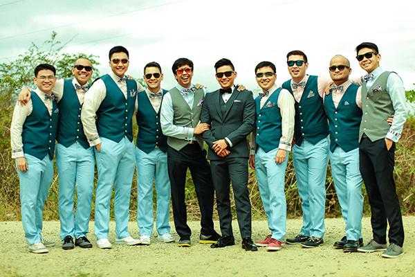 Drew Arellano And Iya Villania Celebrity Wedding Photos