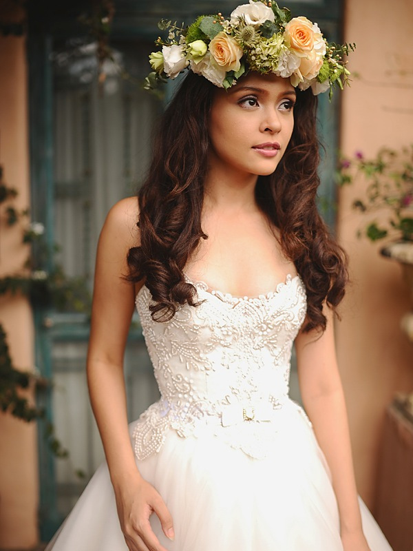 wedding flower crown favorites
