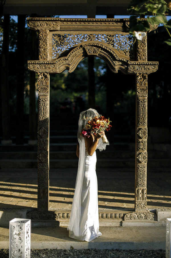 Kitchie Nadal and Carlos Lopez Tagaytay Wedding