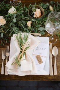 Wedding Reception Table Settings | Philippines Wedding Blog