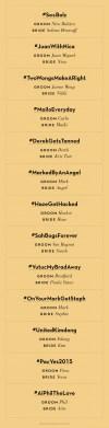 13 Punny Wedding Hashtags Philippines Wedding Blog