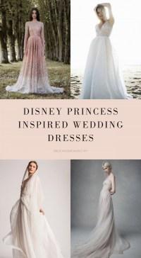 Disney Princess Themed Wedding Dresses | Weddings Dresses