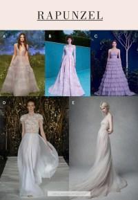 Disney Princess Inspired Wedding Dresses | Weddings Dresses