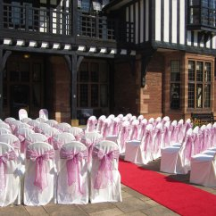 Couture Chair Covers And Events Leather Dining Room Chairs Wedding Decoration Hire Bridebook
