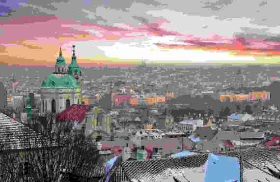 Prague Honeymoon - Honeymoon στην Πράγα | bridediaries.com