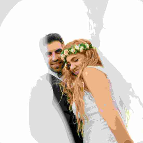 Romantic Wedding Larnaca