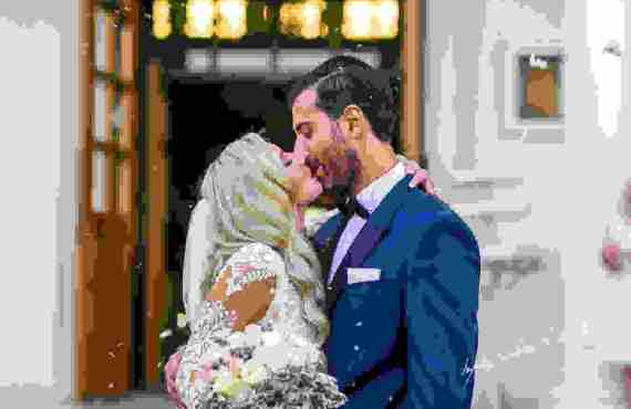 Elegant Φθινοπωρινός Γάμος στη Λεμεσό