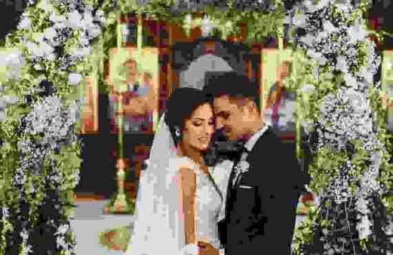 Elegant Glam Γάμος στο Four Seasons Λεμεσού