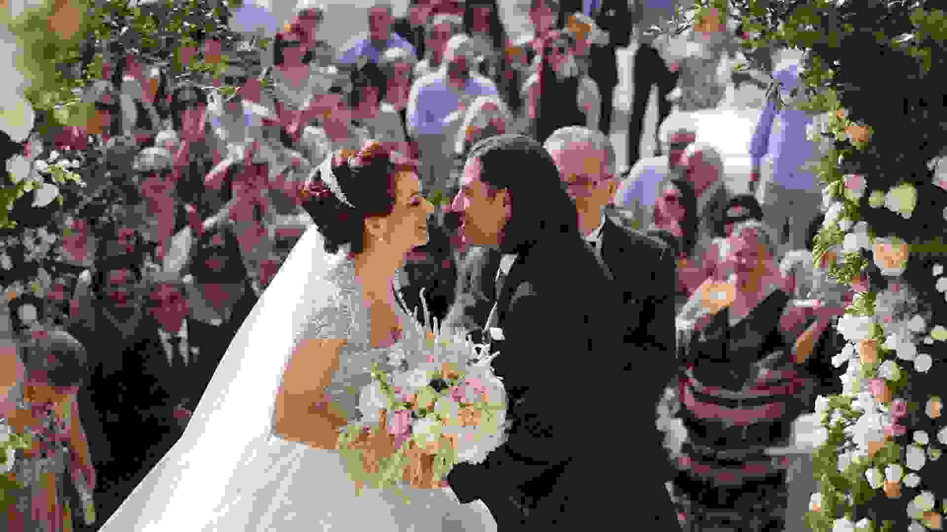 2e7d05a6a77 Μοντέρνος Glamorous Γάμος Βγαλμένος από Παραμύθι - Bride Diaries