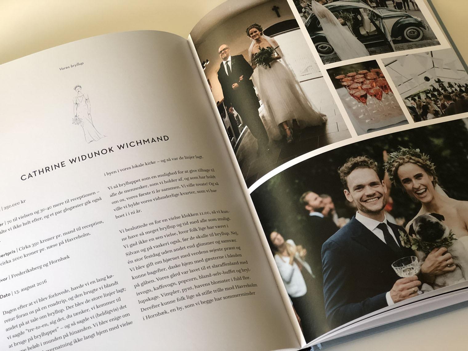 4415b866 Christina Dueholm bryllup var inspireret af de smukke vingårdsbryllupper  med udendørs spisning som vi tit møder billeder af på Instagram især fra  USA.