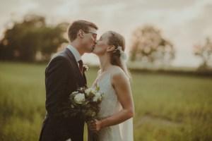 Brudepar af Morten Elsborg