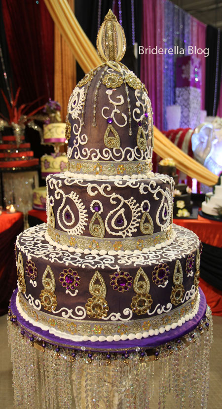South Asian wedding cakes  Briderellas Wedding Blog