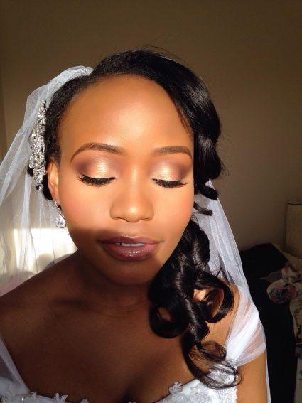 black makeup artist london, makeup artist for black skin, black bridal makeup artist, wedding makeup artist for black skin, makeup for dark skin london