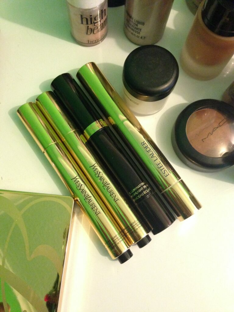 In My Bridal Kit  Highlighters
