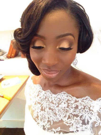 bayode's wedding, black bride london, black makeup artist london, london makeup artist for black skin, black bridal blog, wedding makeup artist for dark skin